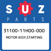 31100-11H00-000 Suzuki Motor assy,starting 3110011H00000, New Genuine OEM Part