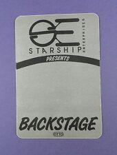 Star Trek Convention - Original 1980s Cloth Backstage Pass - Unused