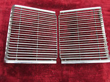2-1974 1975 1976 1977 1978 Chrysler Imperial Grill Sections From a 1975 Imperial