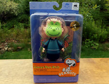Charlie Brown 2010 GREAT PUMPKIN  LINUS Figure - as THE Monster - RARE!