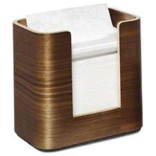Seeking An Elegant Option?  Tork 72900 Walnut Wood Beverage Tork Napkin Holder