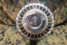 One 1975 1976 1977 1978 Lincoln Mark IV aluminum Wheel  Center Cap OEM