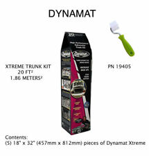 DYNAMAT XTREME TRUNK KIT EXTREME 19405 + Roller 20 FT²