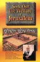 Lubavitcher Rebbe on Rambam's Beis HaBechirah. Seek Out The Welfare Of Jerusalem
