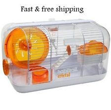 Hamsters Cage Small Animal Habitat For Pet Rat Beautiful Mice Room Play