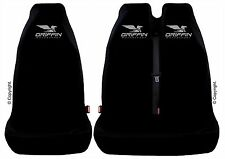 Seat Covers fit VAUXHALL VIVARO SPORTIVE VAN Front Single & Twin Seats. QUALITY!