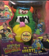 GROSS OUT DOODLE MONSTER *TARGET EXCLUSIVE PLUSH FIGURE DOLL -NEW