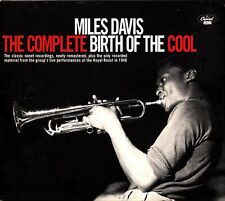 Miles Davis - The Complete Birth Of The Cool CD Kenny Hagood/Kenny Clarke 1998