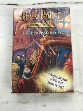 Harry Potter Trading Card Game Two Player Starter Deck Set NEW WOC, Sealed
