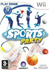 Wii & Wii U - Sports Party **New & Sealed** Official UK Stock