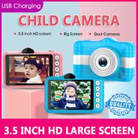 "Kids Children 1080P Digital Camera 3.5"" LCD HD Mini Camera Perfect Gift For Kids"