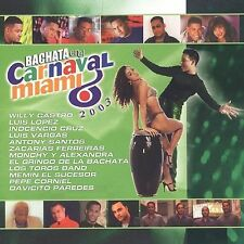 Bachata En El Carnaval Miami 2003 by Various Artists
