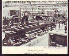 1929  --  USINE D AULNOYE  LAMINOIR A TUBES SANBS SOUDURE  W065