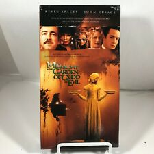 VHS Movie VCR Tape – Midnight in the Garden of Good and Evil Kevin Spacey