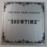 "The Boys From Indiana ‎– ""Showtime"" vinyl LP, Old Heritage Records"