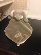 Elli El Elefante Bebé Edredón Manta Sonajero