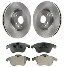 Ford Mondeo MK 4 IV Brake Discs Front and Pad Set 2007-2014