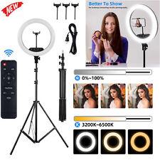 Selens Bi-Color 14/18 inch Led Ring Light Kit for Beauty Shoot and Social Media