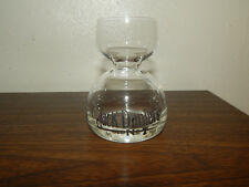 Large 6oz Jack Daniels Double Bubble Shot Glass Whiskey - Old No. 7 Brand