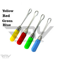 Ear Loop Cleaner Instruments Wax Remover Pick Curettes Colorful Hand Tools