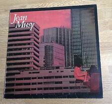 33 tours Jean MUSY La maison où je suis né Ellipse ballades 1976 EXC