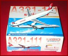 Dragon Wings Swissair A321-111 1/400 Diecast Airplane # HB-IOF NEW IN BOX