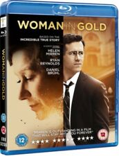 Woman In Gold Blu Ray Blu-Ray *NEW & SEALED*