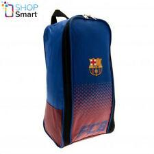 FC BARCELONA FOOTBALL SOCCER CLUB TEAM BOOT SHOES BAG GYM SPORTS SCHOOL BLUE NEW