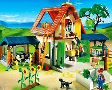 Playmobil 4490 -  Animal Farm Playset - Tracked P&P