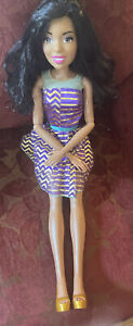 """Barbie 28"""" Just Play Best Fashion Friend African American Doll 2016 Articulated"""