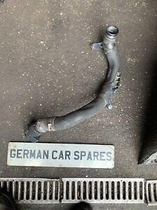 2013 VW POLO 1.2 TDI 6R CFWA MZK INTERCOOLER TURBO PIPE BREAKING 6R0145770H