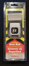2 Sets Light Gray Seat Lap Belts.  74 inches new with hardware hot rod street