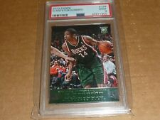2013/14 Panini GIANNIS ANTETOKOUNMPO RC/ROOKIE BUCKS #194 PSA 9 MINT