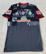original SV Werder Bremen Stadttrikot Trikot Fußballtrikot mit Flock Pizarro