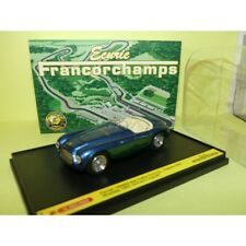 FERRARI 166 MM BARCHETTA TOURING 1950 Bleu/Vert SPA FRANCORCHAMPS ART MODEL 1:43