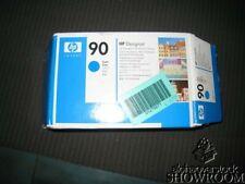 New Open Box Genuine OEM HP 90 Cyan Inkjet C5061A C5061 2010 0428S1