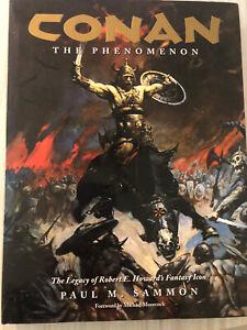 Conan The Barbarian The Phenomenon