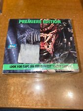 Topps Aliens Predator Universe Trading Cards Premiere Edition Factory Sealed