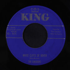 CHECKERS: White Cliffs Of Dover / Without A Song 45 Vocal Groups