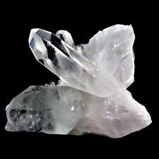 Bergkristall Stufe Brasilien AA - Qualität Ø 116 mm / 577 g Laser Kristalle Z8