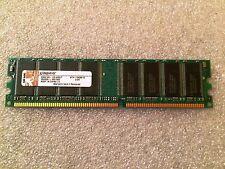 Memoria DDR Kingston KTH-D530/1G 1GB PC3200 400MHz CL3 184 Pin