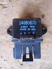 NEW 1986 1987 Cadillac Olds Pontiac Chevy A/C Compressor Relay NOS GM 14080670