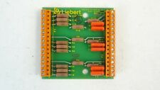 Liebert 451979100 Rev 5 Voltage Divider Board PCB Assembly