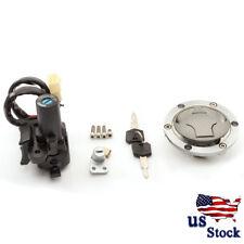 US Ignition Switch Gas Cap Seat Lock Key For Kawasaki Ninja 300 EX300B ABS 14-15