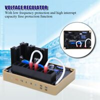 Universal AVR Automatic Voltage Regulator For Diesel Generator Parts SE350