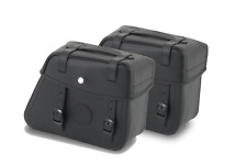Hepco Becker C-Bow Saddle Bags Rugged incl. C-Bow Bracket 24 Litre Black
