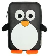 "Mi Doodles Pingüino 7"" Tablet Case Niños Manga Cubierta Para iPad Mini Kindle Etc"