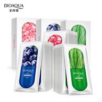 Facial Skin Care Face Mask Sheet Pack Essence Collagen Moisture Korea Cosmetics