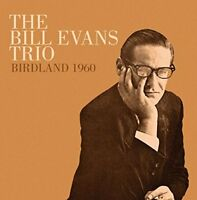 The Bill Evans Trio - Birdland 1960 (2017)  CD  NEW/SEALED  SPEEDYPOST