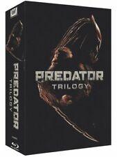 PREDATOR TRILOGY (3 BLU-RAY) - PREDATOR/PREDATOR2/PREDATORS - COFANETTO UNICO